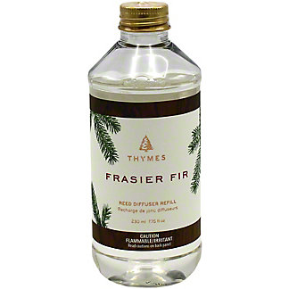 Thymes Frasier Fir Reed Diffuser Oil, 7.75 oz