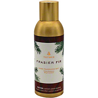 Thymes Frasier Fir Home Fragrance Mist, 3 oz