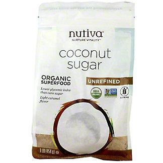Nutiva Organic Coconut Sugar, 1 lb