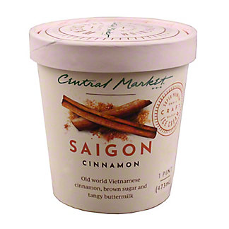 Central Market Saigon Cinnamon Ice Cream,1 pt