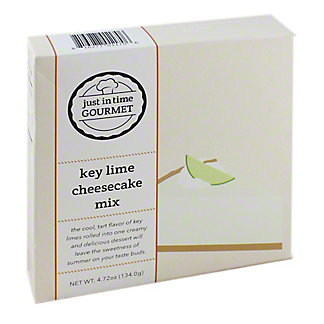 Just in Time Gourmet Key Lime Cheesecake, 4.72 oz