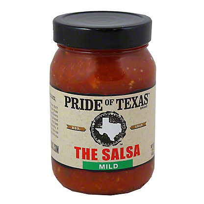 Pride of Texas The Salsa Mild,16 OZ