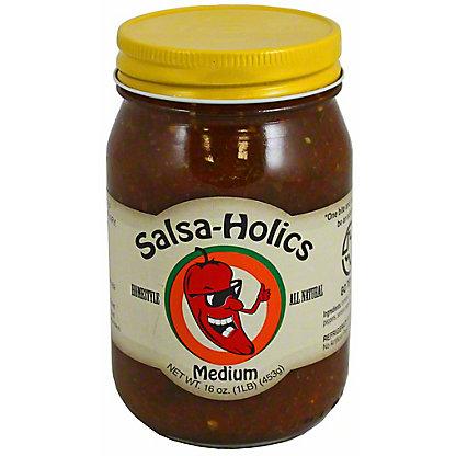 Salsa Holics Medium Salsa, 16 oz