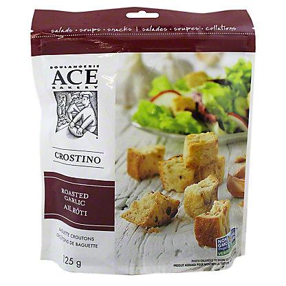 Ace Bakery Roasted Garlic Crostino,125.00 g