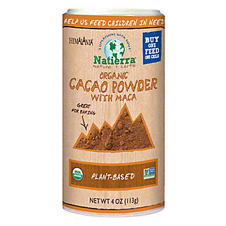 NATIERRA ORG CACAO POWDER