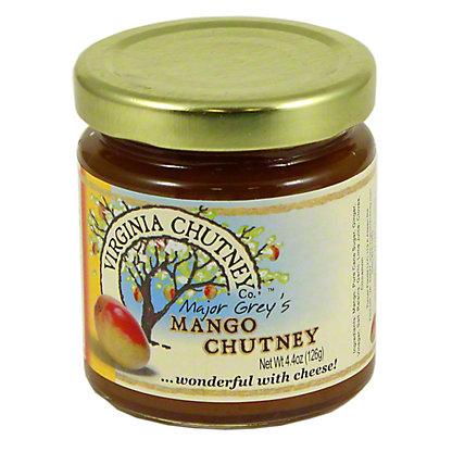 The Virginia Chutney Company Major Grey's Mango Chutney,4.4 OZ