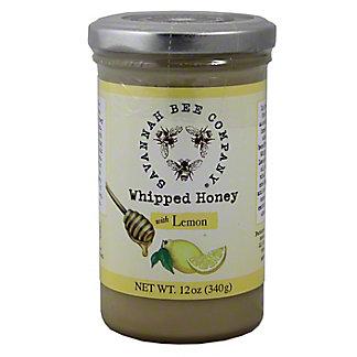 Savannah Bee Company Lemon Whipped Honey, 12OZ