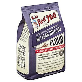 Bobs Red Mill Artisan Bread Flour,5 LB