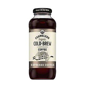 Chameleon Cold-Brew Espresso Coffee,10 oz
