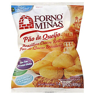 Forno De Minas Traditional Cheese Bread, 14.11 oz