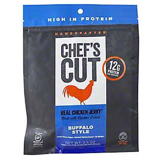 Chefs Cut Buffalo Style Chicken Jerky,2.50 oz