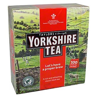 Taylors of Harrogate Yorkshire Red Tea 100 Count, 100.00 ea