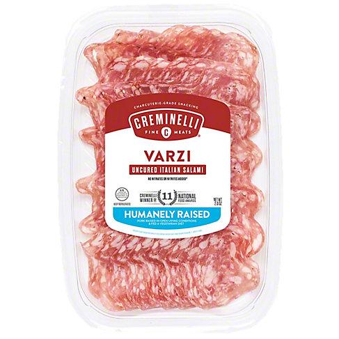CREMINELLI Varzi Salami Sliced Creminelli, 2 OZ