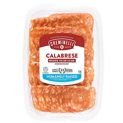 Creminelli Calabrese Sliced,2 OZ