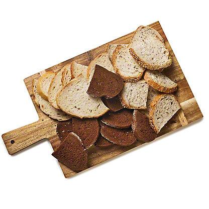 Central Market Sliced Artisan Breads, Serves 10-15