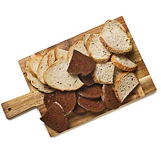 Central Market Sliced Artisan Breads,  Serves 10-15