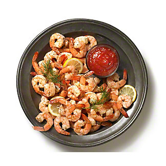 Cocktail Shrimp Platter, Serves 10-15