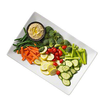 Garden Vegetable Platter, Serves 10-15