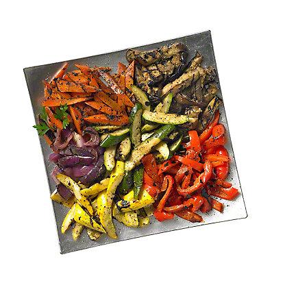 Grilled Vegetable Platter, Serves 10-15