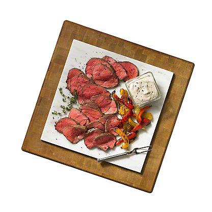 Grilled Beef Tenderloin Platter, Serves 10-15