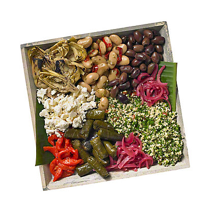 Mediterranean Platter, Serves 10-15