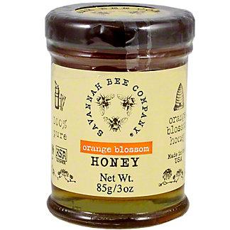 Savannah Bee Company Orange Blossom Honey, 3 OZ