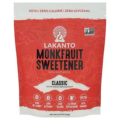 Lakanto Monkfruit Sweetener, 8.29 oz