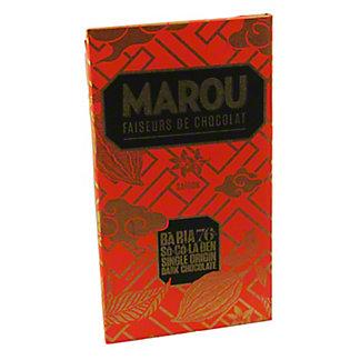 MAROU Marou Ba Ria 76%,80GR