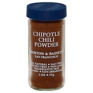 Morton & Bassett Chipotle Chili Powder, 2 oz