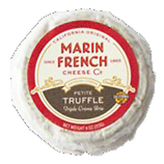 Marin French Cheese Petite Truffle, 4 oz