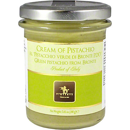 Vincente Sicilian Pistachio Cream, 7.05 OZ
