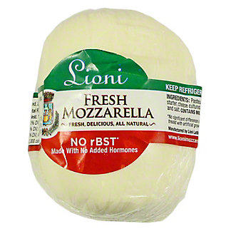 Lioni Fresh Mozzarella,8 OZ