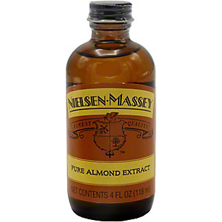 Nielsen Massey Pure Almond Extract, 4 oz