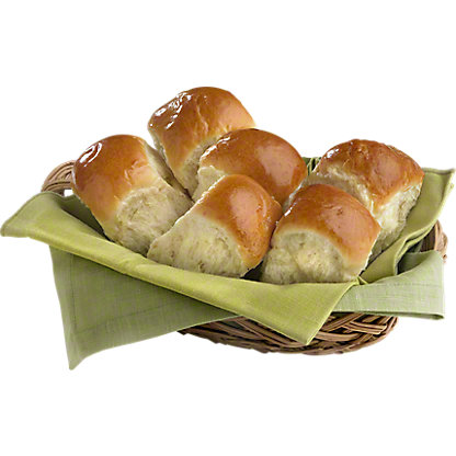 Central Market Portuguese Sweet Rolls, 6 ct