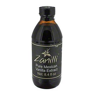 Zanilli Pure Mexican Vanilla Extract, 8.4 oz