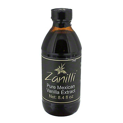 Zanilli Pure Mexican Vanilla Extract, 8.4 oz