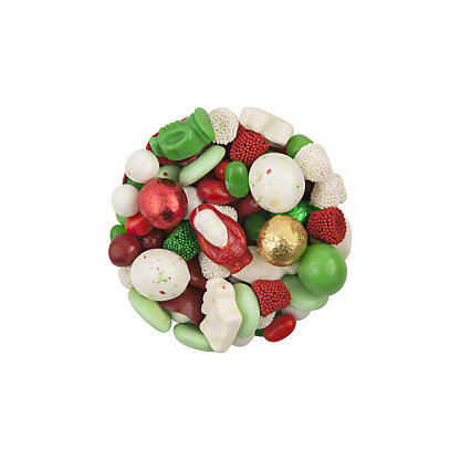 Jelly Belly Deluxe Christmas Mix, lb