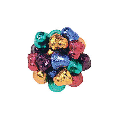 Madelaine Dark Chocolate Christmas Bells, lb