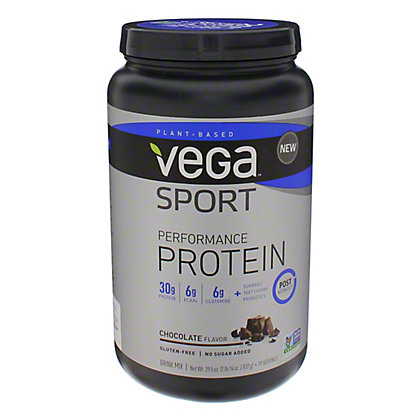 Vega Sport Performance Protein Drink Mix Chocolate, 29.5 oz