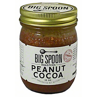 Big Spoon Roaster Peanut Cocoa Spread, 10OZ