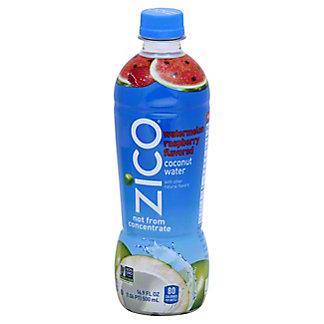 Zico Watermelon Raspberry Coconut Water, 16.9 oz