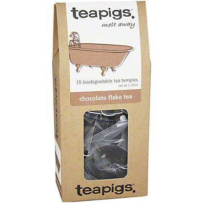 Teapigs Chocolate Flake Tea, 15 ct