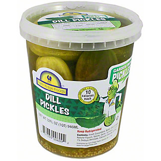Farm Ridge Foods Whole Kosher Dill, 32 oz