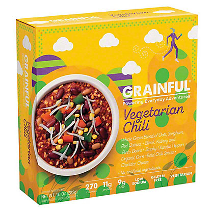 Grainful Vegetarian Chili, 10 oz