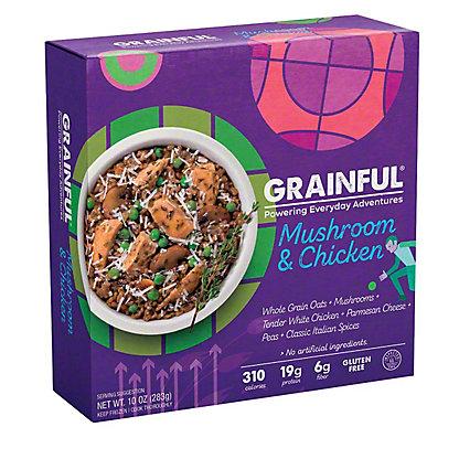 Grainful Porcini Mushroom Chicken, 10 oz