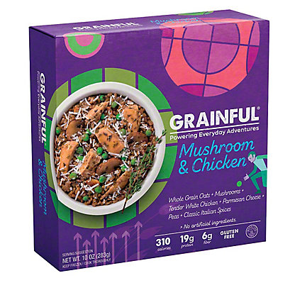 Grainful Porcini Mushroom Chicken, 10 oz