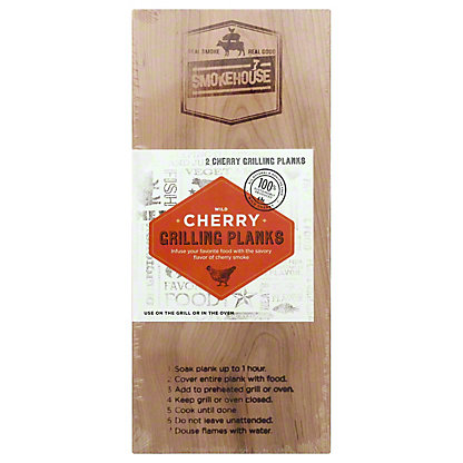Wildwood Cherry Grilling Planks, 2 ct