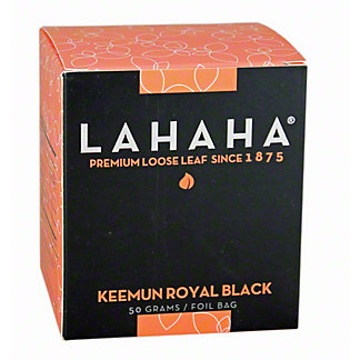 Lahaha Keemun Royal Black Premium Tea, 50 g