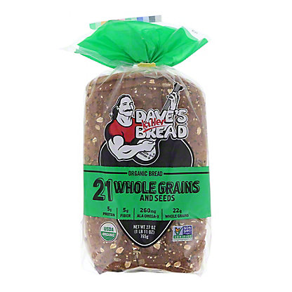 Daves Killer Bread 21 Whole Grain & Seed, 27 oz