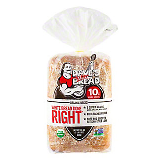 Daves Killer Bread White Bread Done Right,24 OZ